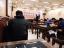 บรรยากาศภายในร้านชิ่งเฟิงเปาจึปู้ (庆丰包子铺)