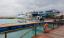 เครื่องบินที่ไป Safari Island เป็นของค่ายสีฟ้า