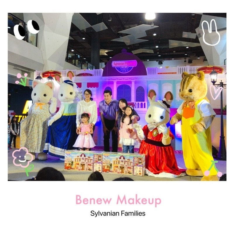 Grand Opening Sylvanian Families Day ซิลวาเนียน แฟมิลี่