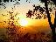 พระอาทิตย์กำลังจะลับขอบฟ้า