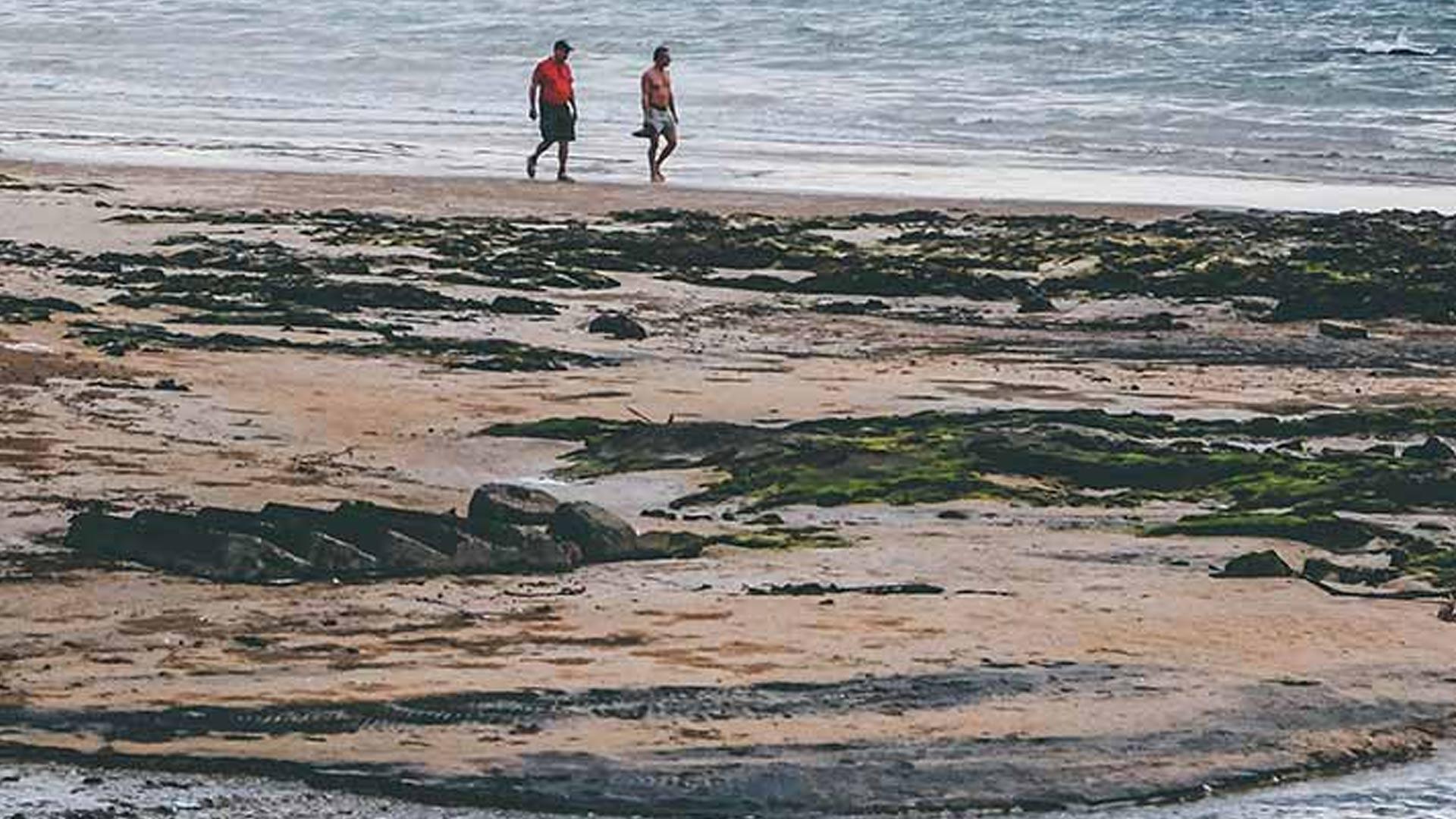 ใครผ่านมาแถวหาดนางทองแล้วเจอทรายสีดำก็อย่าได้แปลกใจ มันไม่ได้สกปรกแต่อย่างใด กลับกัน ยิ่งถ้ามาในช่วงปลายปีและวันไหนแดดดี แสงแดดก็จะสะท้อนหาดทรายสีดำนี้จนเกิดประกายคล้ายเพชรระยิบระยับสวยงามน่าประทับใจมากทีเดียวเชียว
