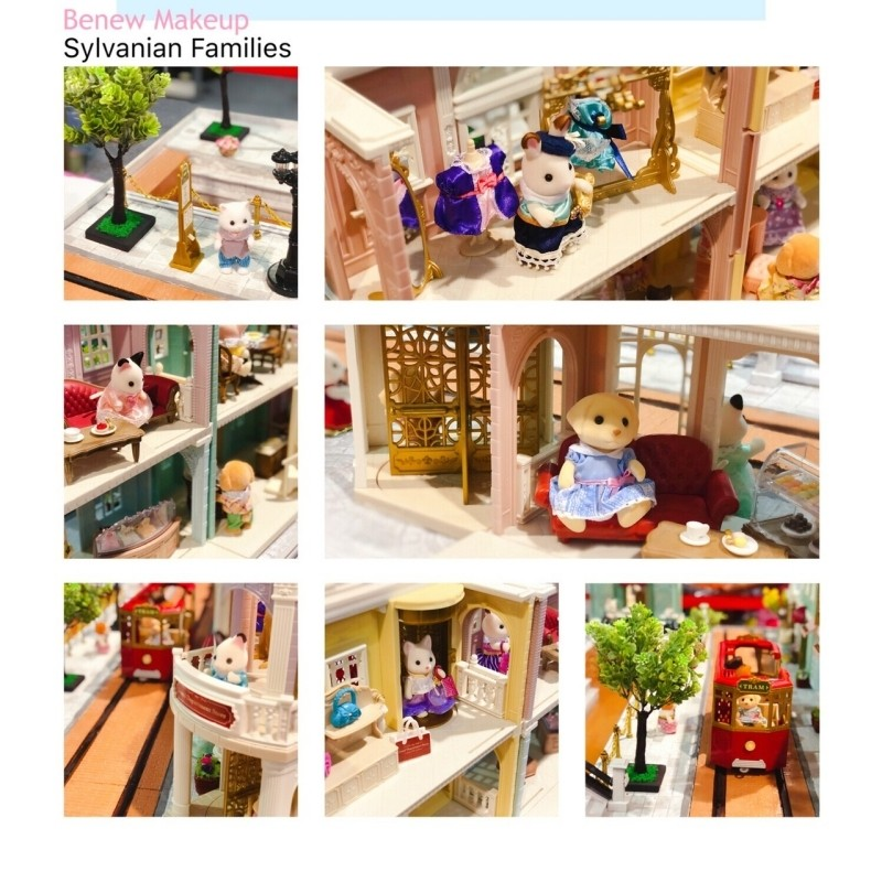 Sylvanian Families Day 2018