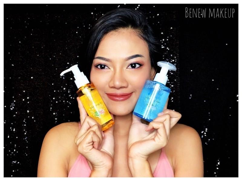 รีวิว IN2IT Natural Beauty Cleansing Water & Natural Beauty Cleansing Oil