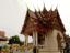 โบสถ์ภายในวัดโพธิ์ศรี (มีพระพุทธรูปพระทอง องค์จริง)