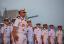 นาวาเอกสมิทนัท คุณวัฒน์  ผู้บังคับการเรือหลวงภูมิพลอดุลยเดช คนแรก  นำเรือหลวงและกำลังประจำเรือจำนวน 141 นาย กลับมายังประเทศไทยโดยปลอดภัย