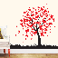 butterfly tree wall decal