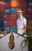 พล.ร.อ.ลือชัย รุดดิษฐ์ ผู้บัญชาการทหารเรือ  เป็นประธานพิธีต้อนรับเรือหลวงภูมิพลอดุลยเดช  เรือฟริเกตสมรรถนะสูงที่ต่อจากสาธารณรัฐเกาหลี เดินทางกลับมายังประเทศไทย   โดยได้แล่นเข้าเทียบท่าประเทศไทยครั้งแรก ณ ท่าเรือจุกเสม็ด การท่าเรือสัตหีบ ฐานทัพเรือสัตหีบ จังหวัดชลบุรี