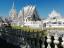ช่วงเช้า  ไปวัดร่องขุ่น (White  Temple)