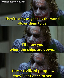 Joker's quote from The dark knight.
