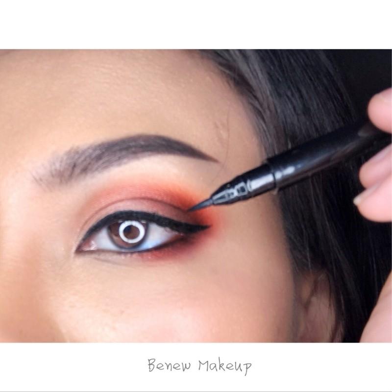 วิธีใช้อายไลน์เนอร์โซล่า Sola Eyeliner