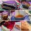 cake and tea at Pink Rabbit and Bob